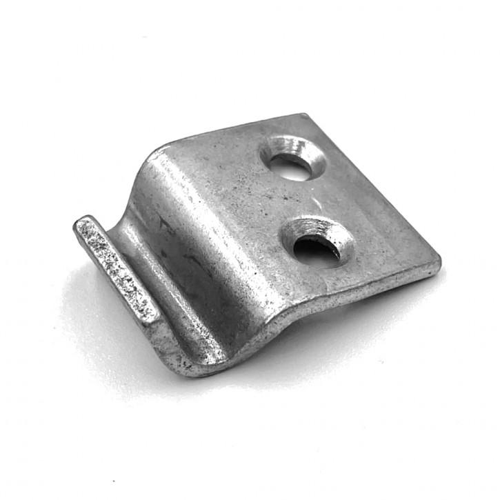 Gegenhaken gebohrt gesenkt; Stahl verzinkt