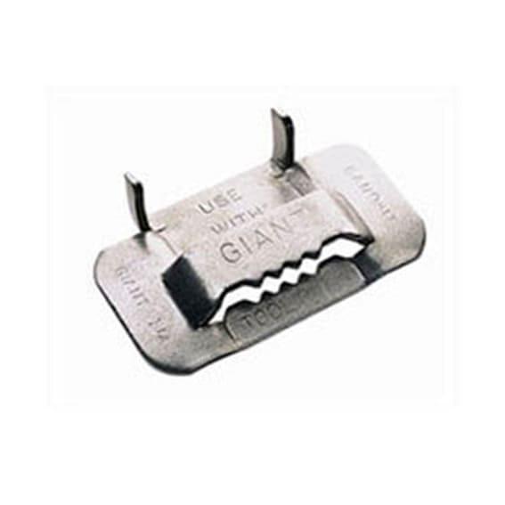 BAND-IT® GIANT EAR LOKT Schlaufe 25.4 mm; Edelstahl V2A