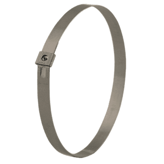 BAND-IT® • Tie-Lok® Band 737 x 6.4 mm; Edelstahl V2A