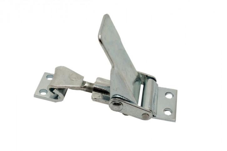 Spannverschluss einstellbar; Stahl verzinkt