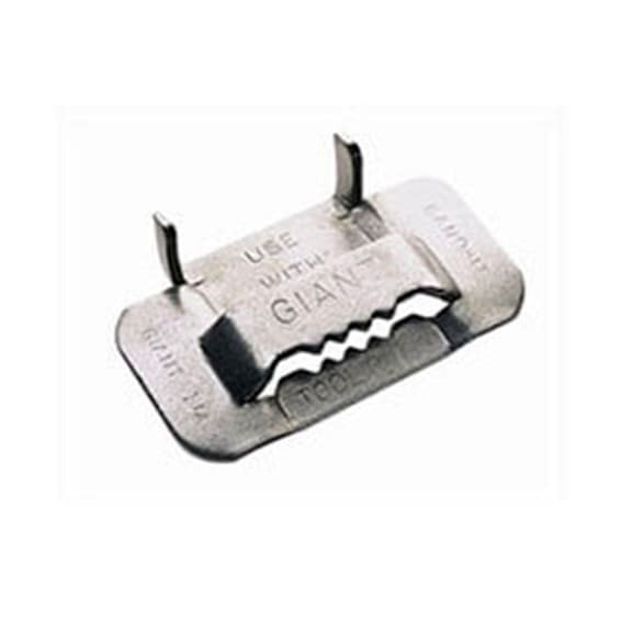 BAND-IT® GIANT EAR LOKT Schlaufe 31.8 mm; Edelstahl V2A