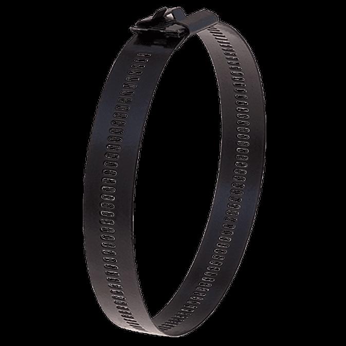 BAND-IT® Multi-Lok® Band 610x6.9mm; Edelstahl V4A - unbeschichtet