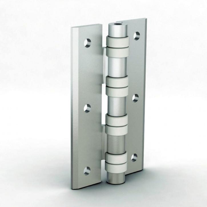 Scharnier, Clean Room Anwendungen 100x60 mm; Aluminium