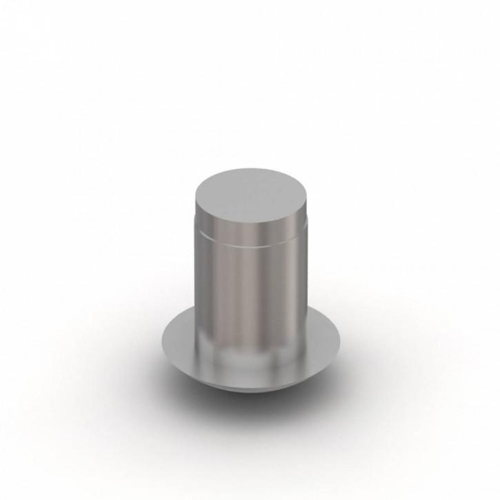 BS-Stopfen mit Kopf für Modulo-System Ø 10; Stahl verzinkt
