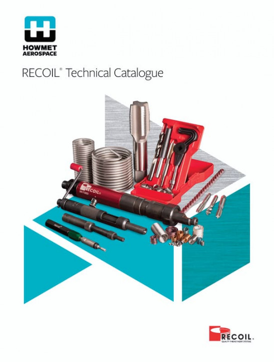 Recoil® Technical Catalog