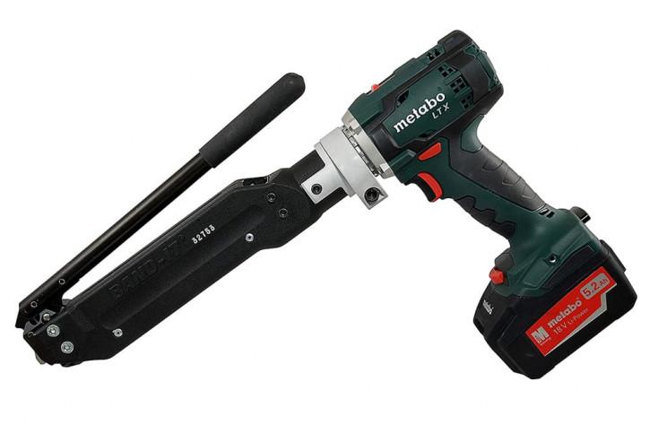 BAND-IT Elektrisches Spannwerkzeug mit Akku für Ultra-Lok® Bänder