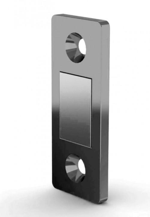 Kompakt-Magnetriegel 4kg; Stahl vernickelt