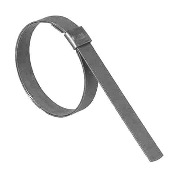 BAND-IT® • Jr. ® Schellen, 9.5mm, Ø 50mm; Edelstahl V2A