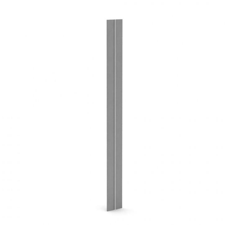 Scharnierband Polypropylen 76.2mm auf Rolle, schwarz